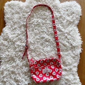 Cath Kids London crossbody floral purse
